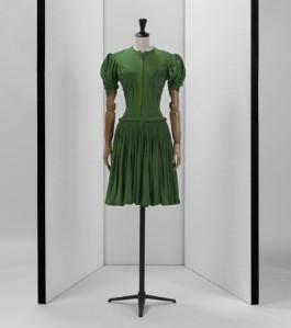 madame Grès 1946 jersey di lana
