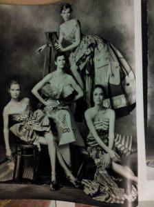 moschino cita Dior