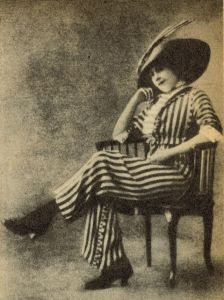 trousers 1905