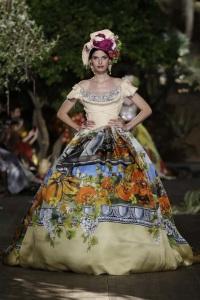 Dolce e Gabbana alta moda 15. 1
