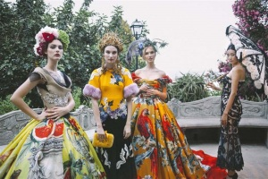 Dolce e Gabbana alta moda 15. 2
