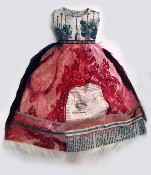 paper dress 4